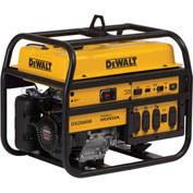 DeWalt PD532MHI005 Portable Generator W/Honda Engine, 120/240V, 6000W, Recoil Start