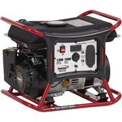 Powermate PM0141200 Portable Propane Generator, 120V, 1500W, Recoil Start