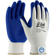 PIP G-Tek® 3GX® CR Gloves, Dyneema® Diamond Blend, White/Blue, XL