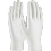 PIP Ambi-Dex Disposable Vinyl Gloves, Medical Grade, Powder Free, M Package Count 10