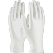 PIP Ambi-Dex® Disposable Vinyl Gloves, Regular Industrial Grade, Powder Free, 3 Mil., Xs - Pkg Qty 10