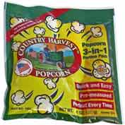 Paragon 1102 6 Oz Country Harvest Tri-Pack, 40 Portion Packs Mega Case