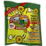 Paragon 2000 Country Harvest Healthy Choice for 4 oz Poppers, 24 Portion Packs