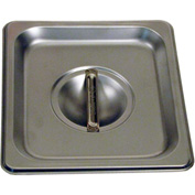 Paragon 5067 - 1/6 Size, Stainless Steel, 24 Gauge Solid Cover