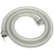 "4"" Suction Hose Kit - 25'L, Aluminum Camlock"