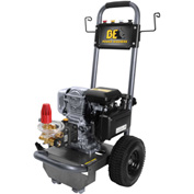 BE Pressure B275HA 2700 PSI Mobile Pressure Washer 5HP Honda Engine