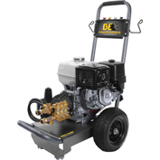 BE Pressure B4013HCS 4000 PSI Pressure Washer - 13HP, Honda GX Engine, Comet ZWD Pump