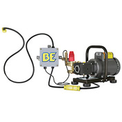 1500 PSI Pack-A-Round Wall Mounted Pressure Washer - 2HP, 110V