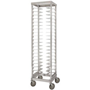 "Prairie View LPZ2516, Single Pizza Rack, 24 Pan Capacity, 19-1/2""W x 73-1/2""H x 16""D"
