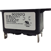 PSG 90292Q SPNO Quick Connect Relay 50/60 Hz, 240VAC, 8 Amps, Coil 208/240VAC