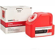 Sharps Assure 1 Gallon Sharps Retrieval Program