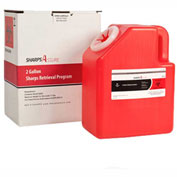 Sharps Assure 2 Gallon Sharps Retrieval Program