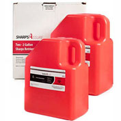 Sharps Assure Two - 2 Gallon Sharps Retrieval Program