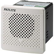Patlite BDV-15JF-J 4-Channel MP3 Smart Alert, User Programmable, Off White, DC12V to DC24V
