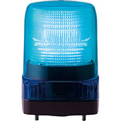 Patlite LFH-M2-B LED Signal Light, Outdoor Rated, Blue Light, AC100V to AC240V