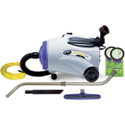 "ProTeam® 10 Qt RunningVac Canister Vac w/14"" Floor Tool, Telescoping Wand Kit - 107150"