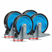Set of Four Casters PARCSTH370F0 for Portacool Hurricane™ 370