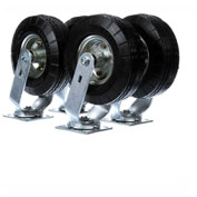 Set of Four Casters PARCSTJ250F0 for Portacool Jetstream™ 250