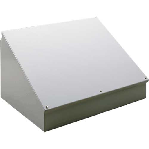 Hoffman C12C16SS, Consolet, Sloped Cover, Type 12, 12.00x16.00x9.09in