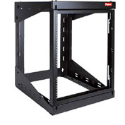 Hoffman E19SWM12U24 VERSARACK™ Swing Out Rack, 12RU, 27.795 x20.905 x24.291