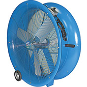 "Patterson F34A-F-SF Shop Floor Fan, 34"", 115V, 1 PH"