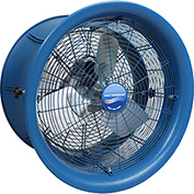 "Patterson HV-18 High Velocity Fan, 18"", 115V, 1 PH"