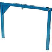 "Patterson YOKE 34 BLUE Yoke For 34"" Fan"