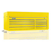 "Proto J456627-10YL 450HS 66"" Top Chest - 10 Drawer, Yellow, 66""L X 27""H X 27""D"