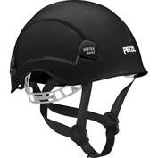 Petzl® Vertex® Best Work & Rescue Helmet, ABS, Black, ANSI Class E