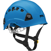 Petzl® Vertex® Vent Work & Rescue Helmet, ABS, Blue, ANSI Class C