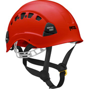 Petzl® Vertex® Vent Work & Rescue Helmet, ABS, Red, ANSI Class C