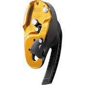 Petzl® Rig Self-Braking Descender, Steel/Aluminum, Yellow