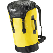 Petzl® Transport Backpack, Yellow/Black, 45 Liters