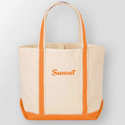 Logo Umbrella-Sailing/Boat Tote M.