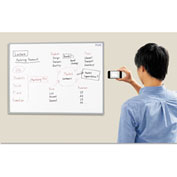 "PLUS MTG Electronic Smart Board, 48"" x 36"""