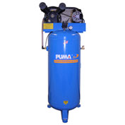 Puma PK-6060V, Single Stage Belt Drive Air Compressor, 60 Gallon, 3 HP, Vertical