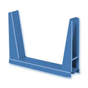 Single Rack U-Frame - 60,000 Lbs. Capacity Blue