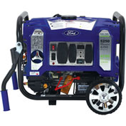 Ford FG5250PBR, 4250 (Gas)/3850 (LP) Watt, Portable Generator, Dual Fuel - Gas/LP, Electric/Recoil