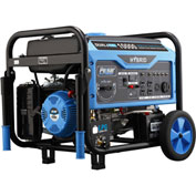 Pulsar PG10000B16, 9000 (Gas)/7000(LP) Watt, Portable Generator, Dual Fuel - Gas/LP, Electric/Recoil