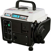 Pulsar PG1202S, 1200 Watt Generator, 2 Stroke Engine, Recoil Start