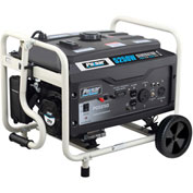 Pulsar PG5250, 4250 Watt, Portable Generator, Gasoline, Recoil Start