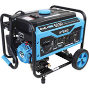 Pulsar PG5250B, 4250 (Gas)/3850 (LP) Watt, Portable Generator, Dual Fuel - Gas/LP, Recoil Start