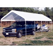 King Canopy Universal™ Canopy C81027PC, 27'L x 10'W, White