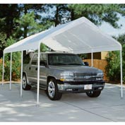 King Canopy Hercules™ Canopy HC1020PC, 20'L X 10'W, White