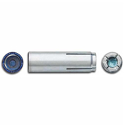 "Smart DI+ Drop In Anchor™ - 1/2"" x 2"" - Carbon Steel - Zinc - UNC - Pkg of 50 - Powers 6308SD"