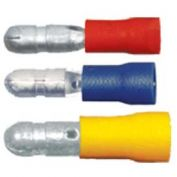 Quick Cable 160170-2010 PVC Solderless Bullet Male, 22-18 Gauge