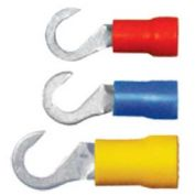 Quick Cable 160239-025 PVC Solderless Hook, 16-14 Gauge, 25 Pcs
