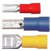 Quick Cable 160246-2010 PVC Solderless Female Disconnect, 16-14 Gauge,