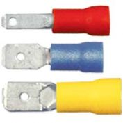 Quick Cable 160253-1000 PVC Solderless Male Disconnect, 16-14 Gauge, 1,000 Ft
