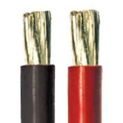 Quick Cable 200606-0100 UL Marine Battery Cable, 1/0 Gauge, 10 Ft Roll